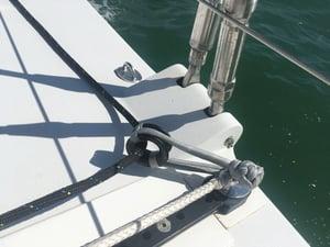 Rope Thimble Line Deflection CC Kohlhoff