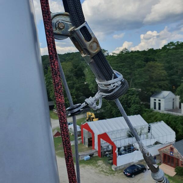 Facnor 3T External Halyard Lock