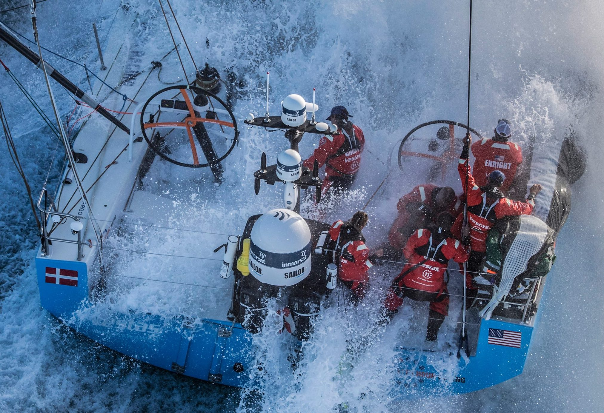 Volvo Ocean Race © Ainhoa Sanchez