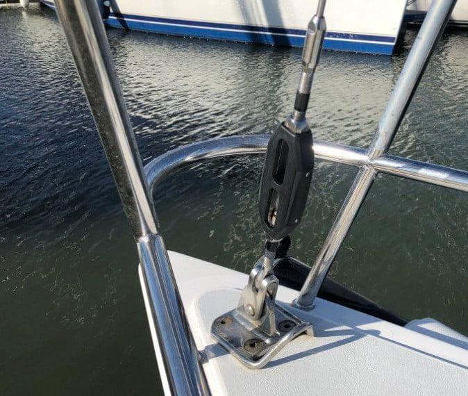 Sailboat Load Data - Optimising Hardware and Rigging Design