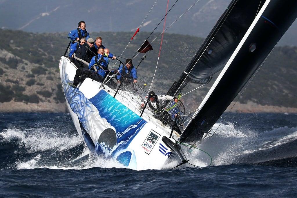 Deckvest spinlock sailing