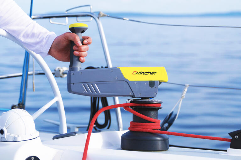 Ewincher - An alternative to electric winches?