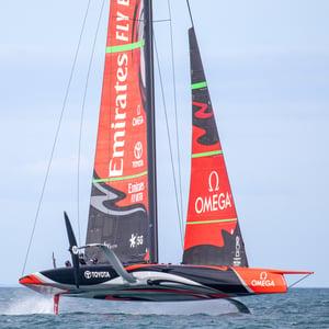 Emirates Team New Zealand © Richard Hodder
