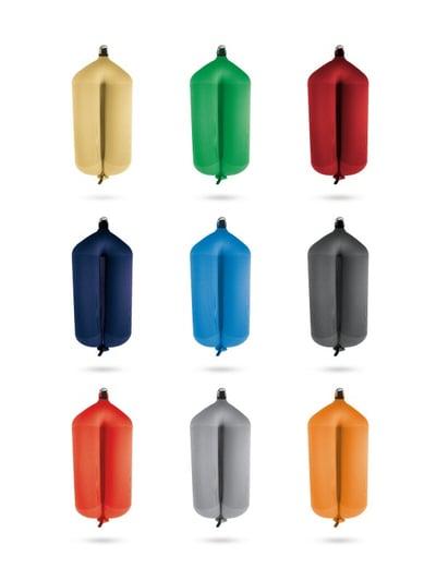 Fendertex range of colours