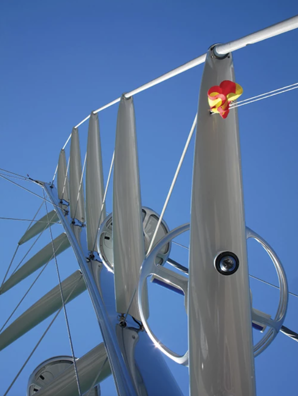 Future Fibres EC6 Continuous Rigging