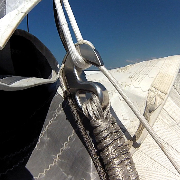 Reefing Your Mainsail: Are you onboard with reef hooks?