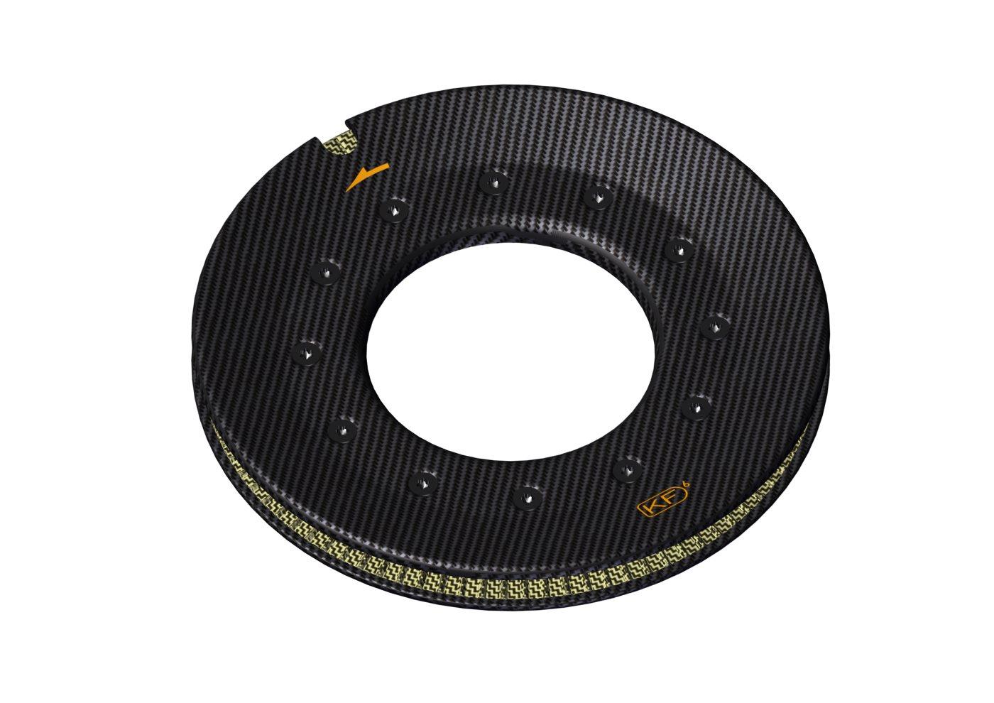 Karver KF V3 Carbon-Kevlar Wheel