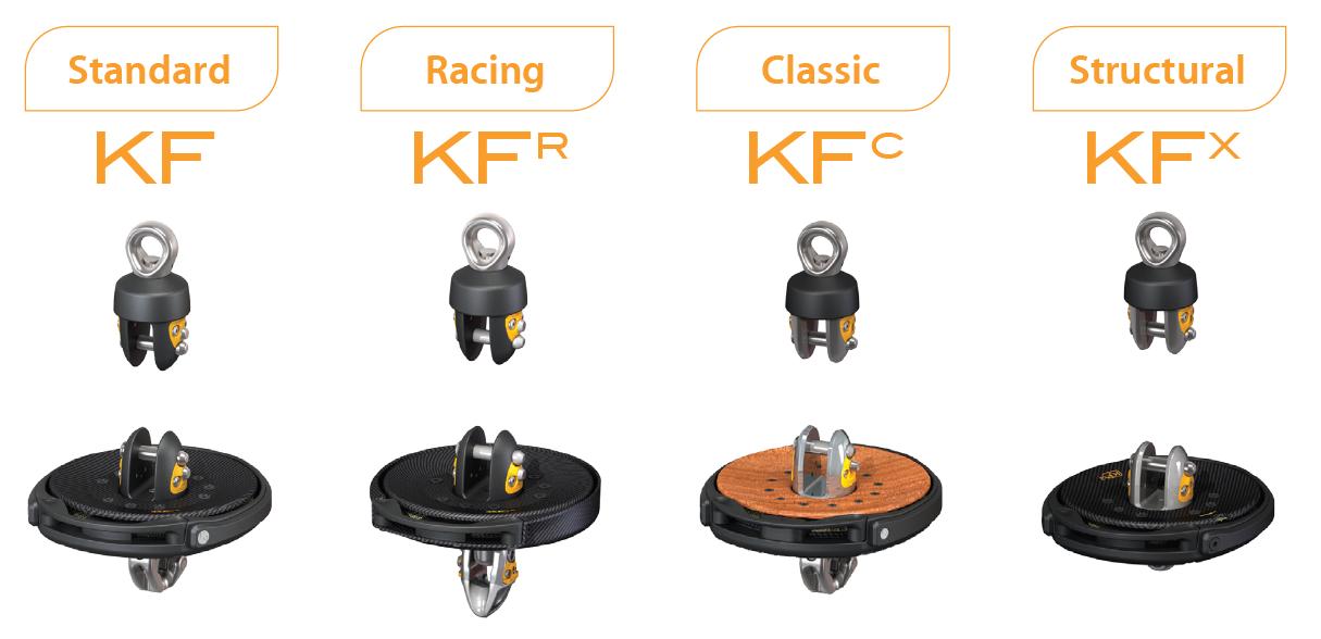 Karver KF V3 versions