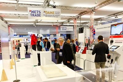 Sailing Hardware and Rigging Innovation at METs 2019