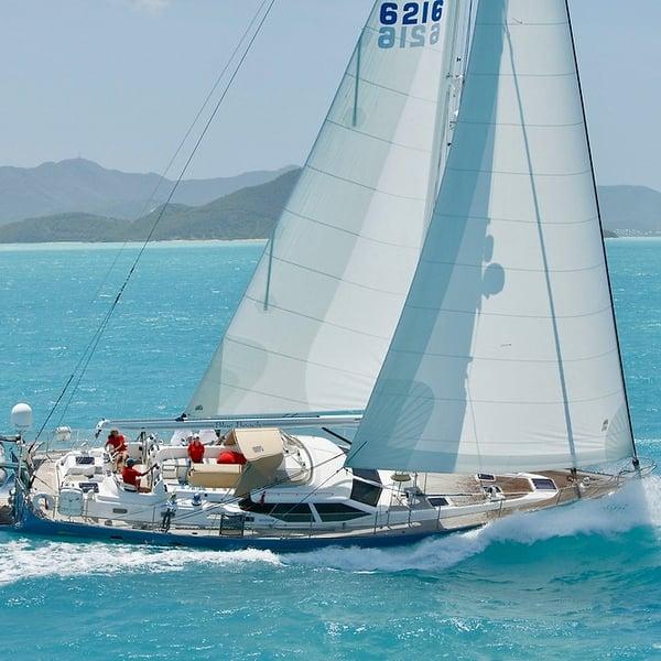 Main Sail Furling