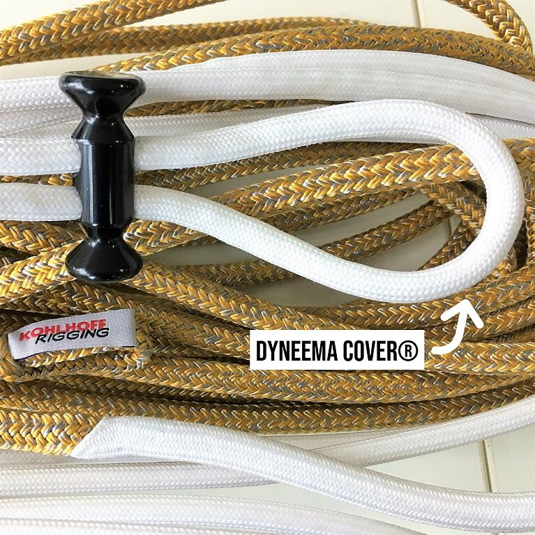 Dyneema® Braided Cover: The Latest Addition to Your Tool Kit