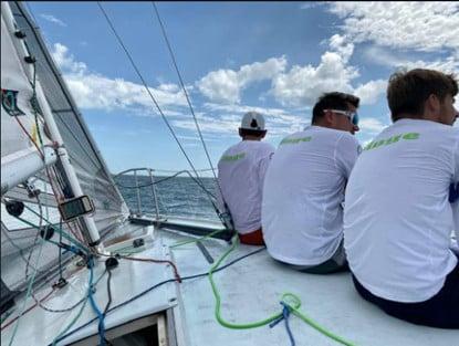 Novasail electornics sailing