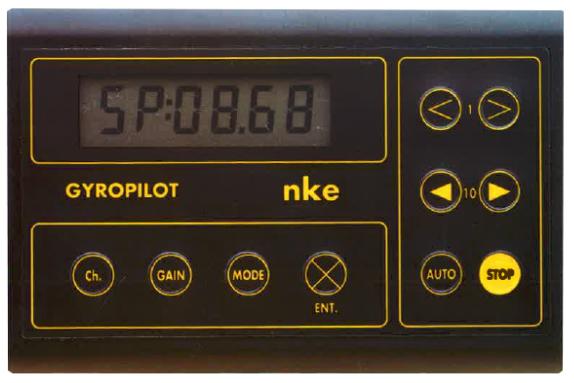 nke First Gyropilot Autopilot - 1995