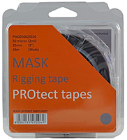 Protect tapes mask rigging