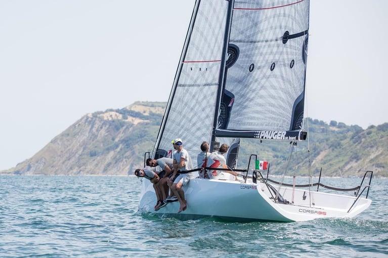 Gottifredi Maffioli Safeline Max – Dyneema® lifelines for yachts