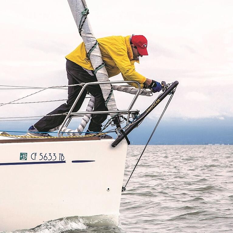 Looking at a code zero? You need a Trogear Bowsprit