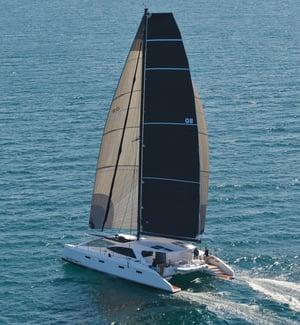Code Zero CC Bjarne Lorenzen & Doyle Sails