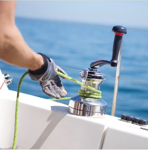 Andersen Sailing Winch - making the right choice.