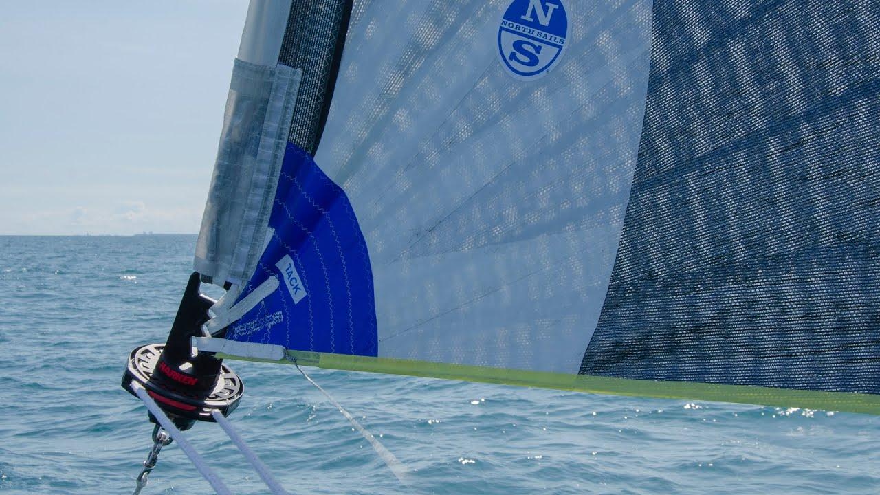 harken code zero sails