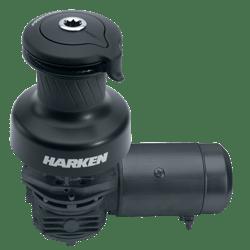 Harken Performa Black Aluminium Horizontal