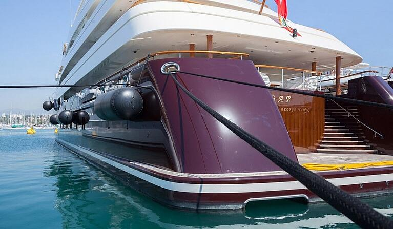 Fendress Fenders – No Compromise Inflatable Yacht Fenders