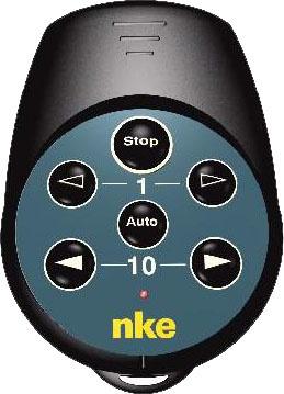 nke Marine Electronics Remote