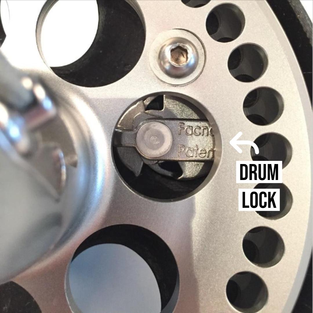 Facnor Furling Drum Lock