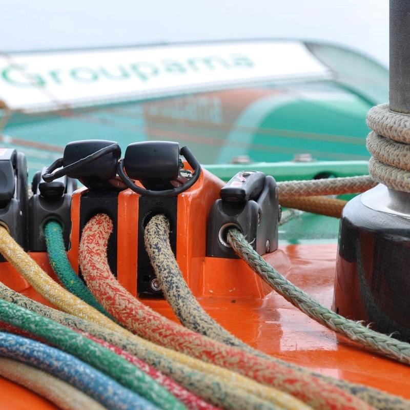 GM Ropes on Groupama