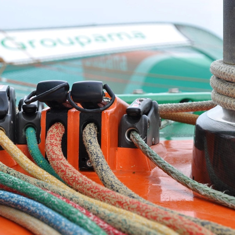 GM Ropes on Groupama